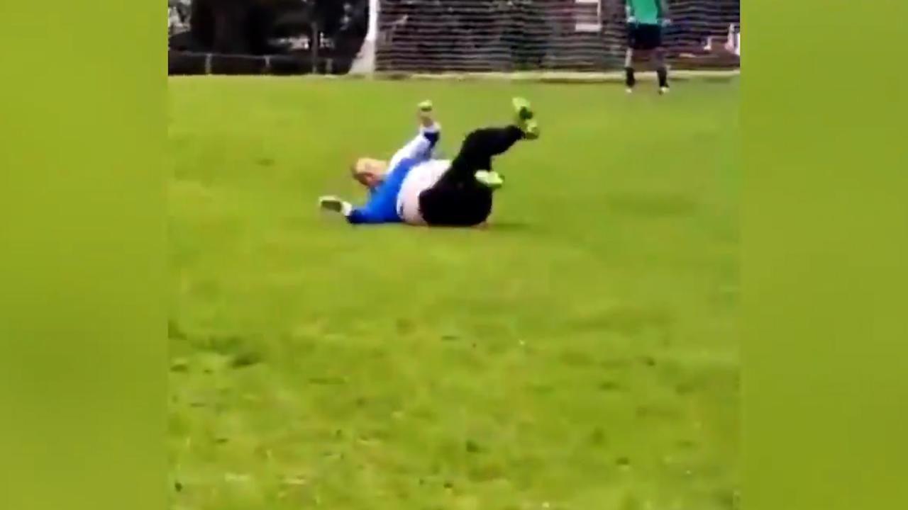 Embarrassing Soccer