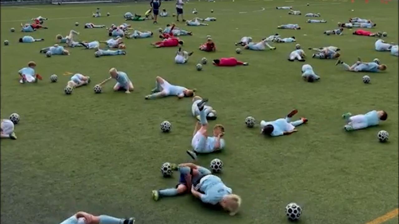 Kids Reenact Sterling