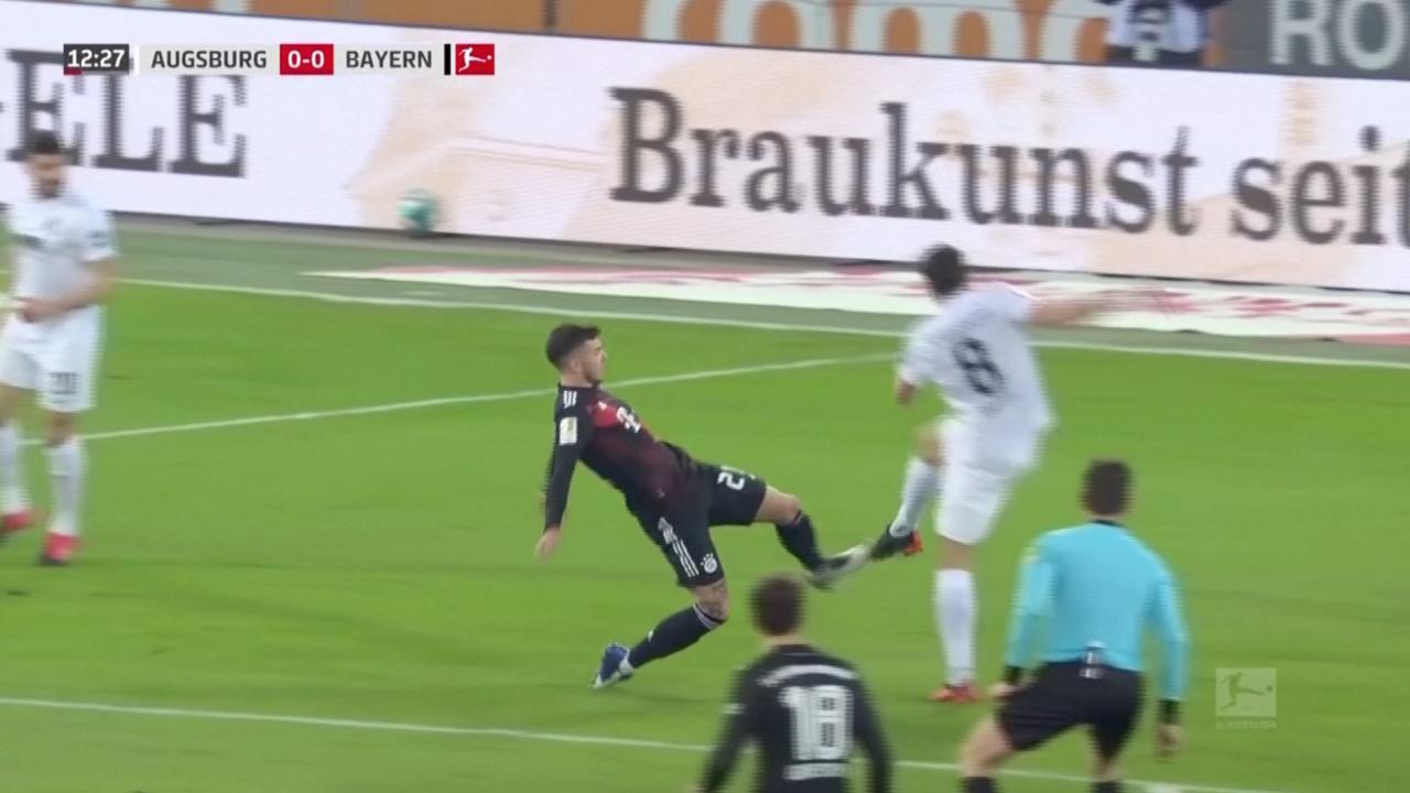 Bayern vs. Augsburg
