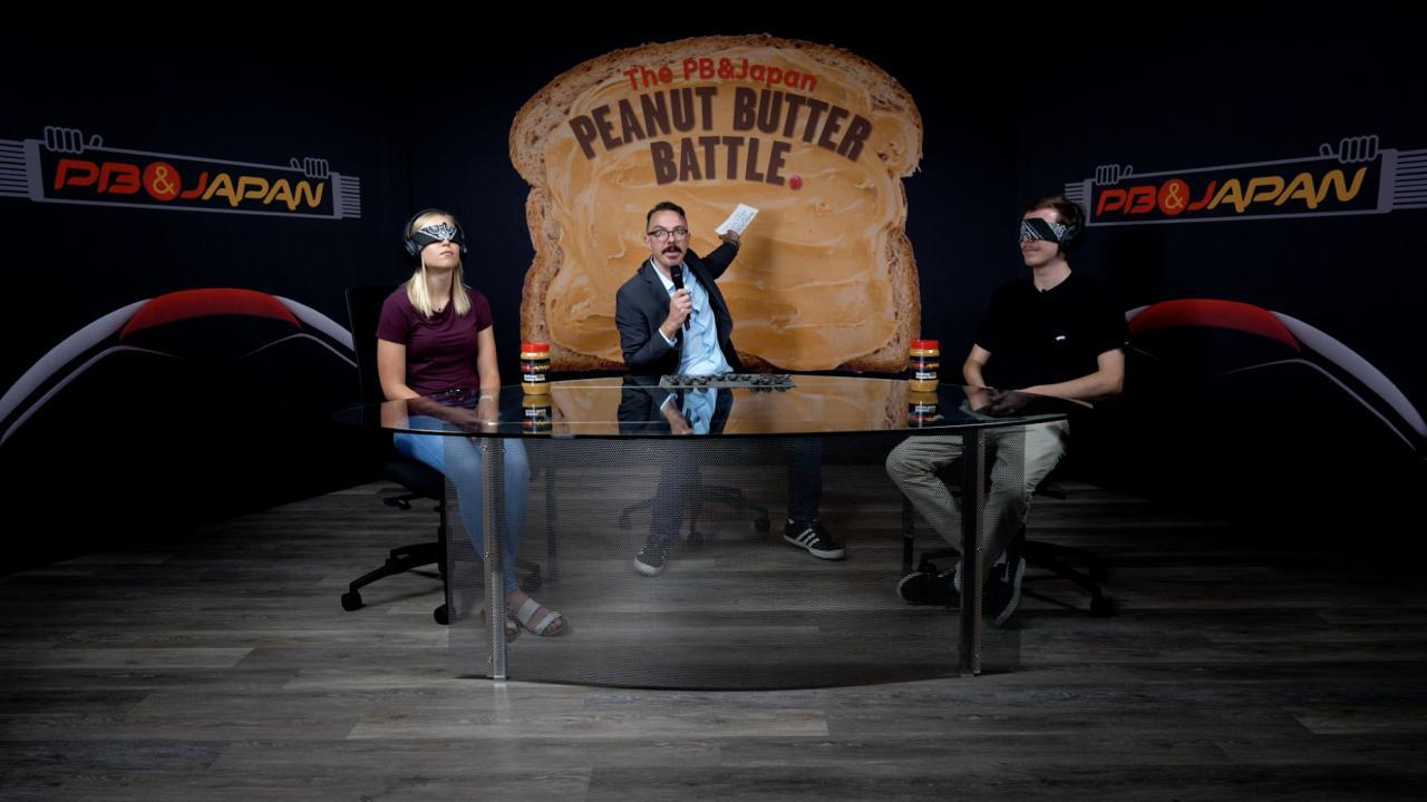 Peanut Butter Battle