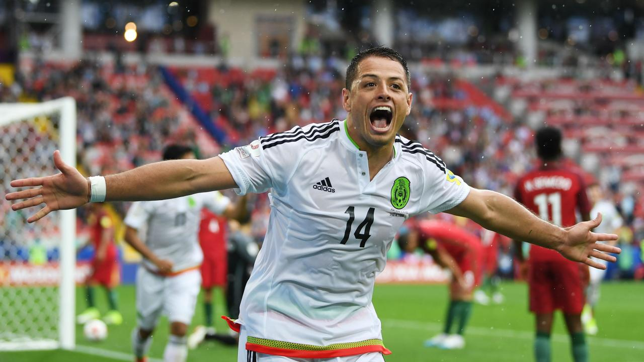 Top 5 Chicharito Moments