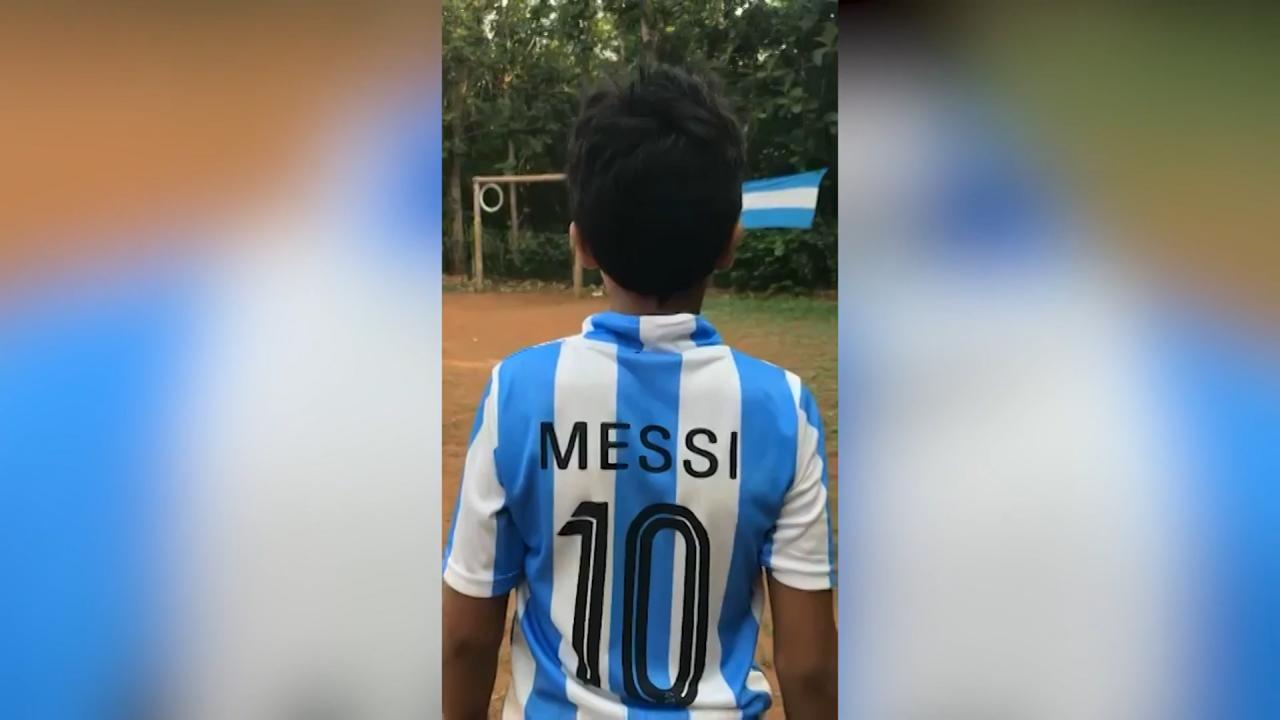 Messi Free Kick Recreation