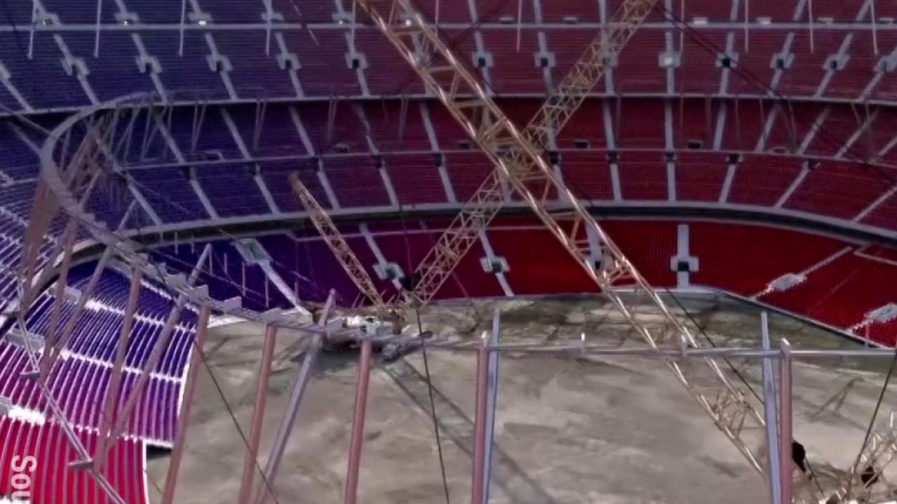 Barcelona's Camp Nou Set For €815 Million In Renovations