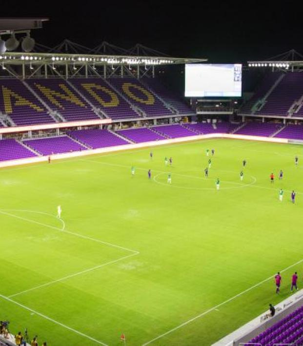 Orlando City's New Stadium