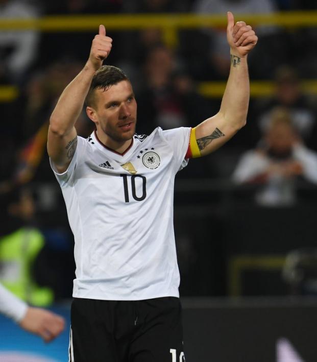 Lucas Podolski Goal