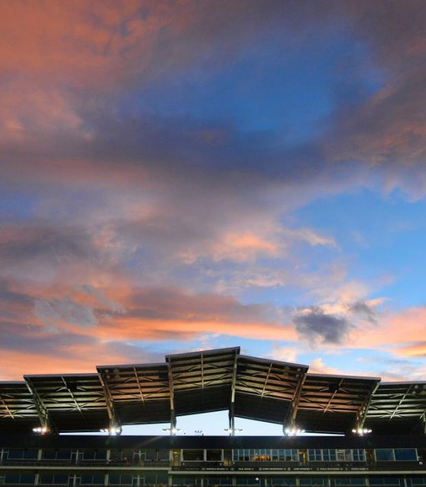 Colorado Rapids Dick's Sporting Goods Park Sunset