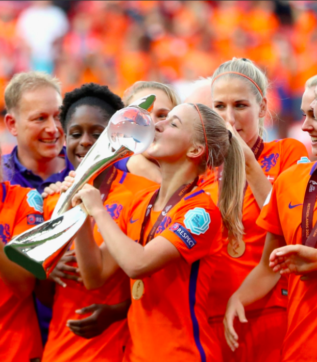 Netherlands Win Women's Euro Cup