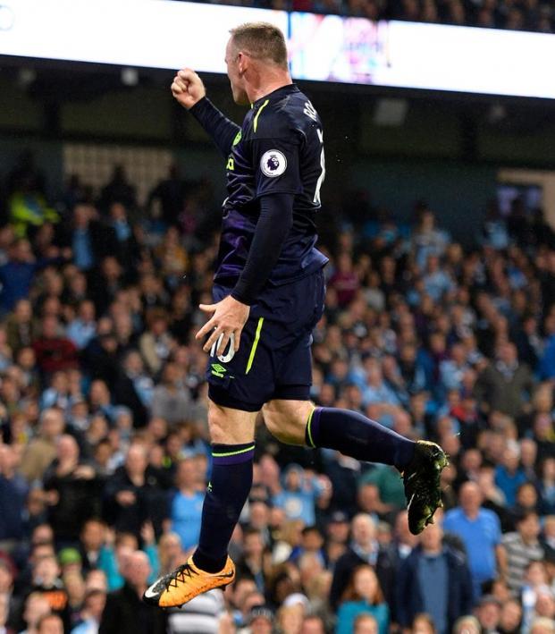 Wayne Rooney 200th Premier League Goal
