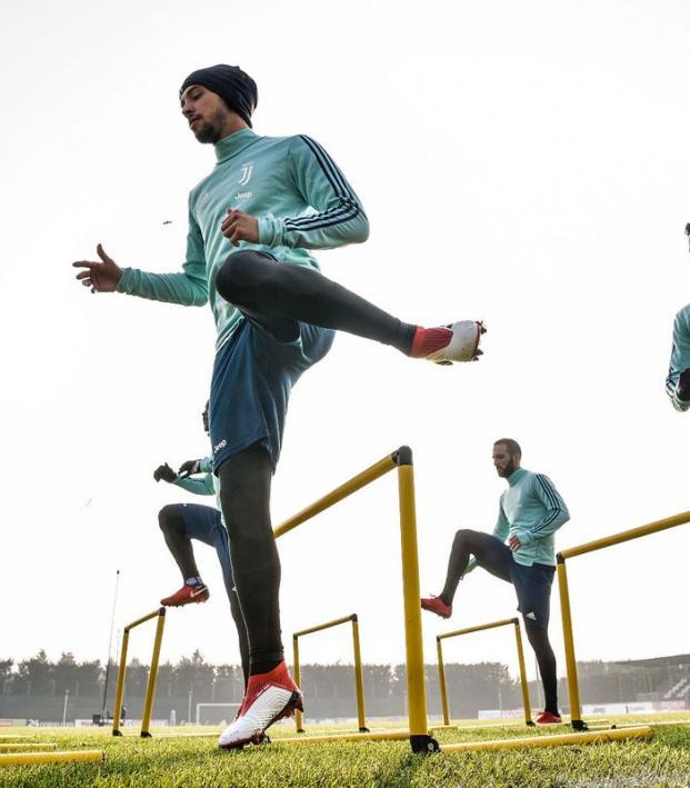 Juventus In Training
