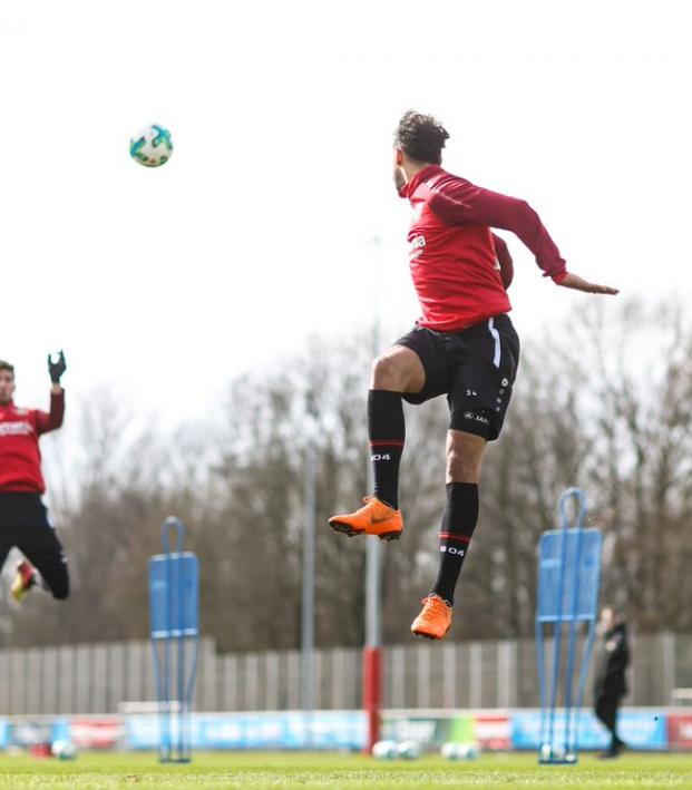 Bayer Leverkusen Goalkeeper Training