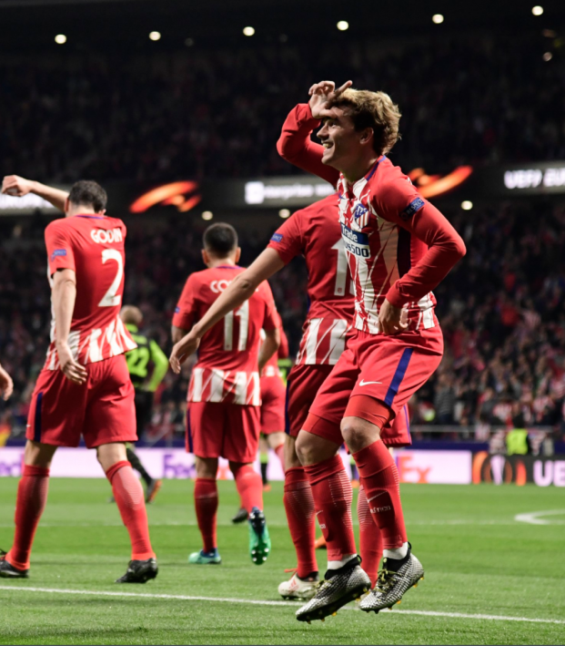Antione Griezmann Fortnite Celebration
