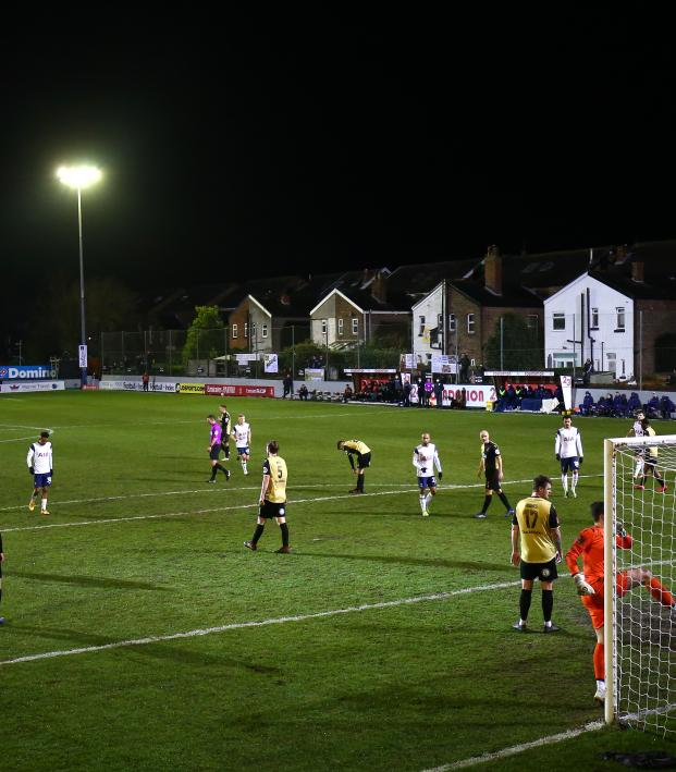 Marine AFC Vs. Tottenham Hotspur In The FA Cup Third Round