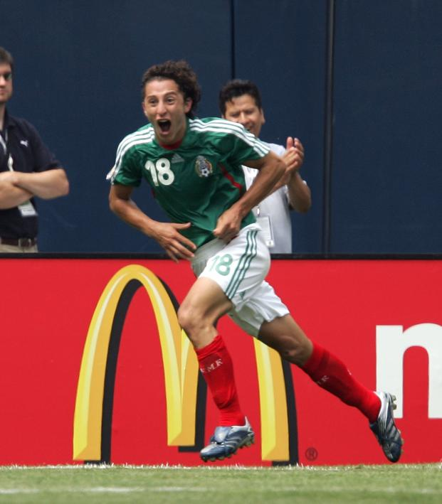 Best Mexico Gold Cup goals ever