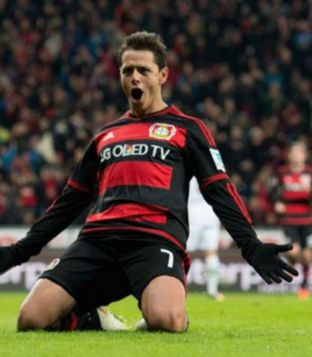 Welcome World League Of Beauty And Fashion Official Web: Watch All 17 Goals From Chicharito's First Bundesliga Season