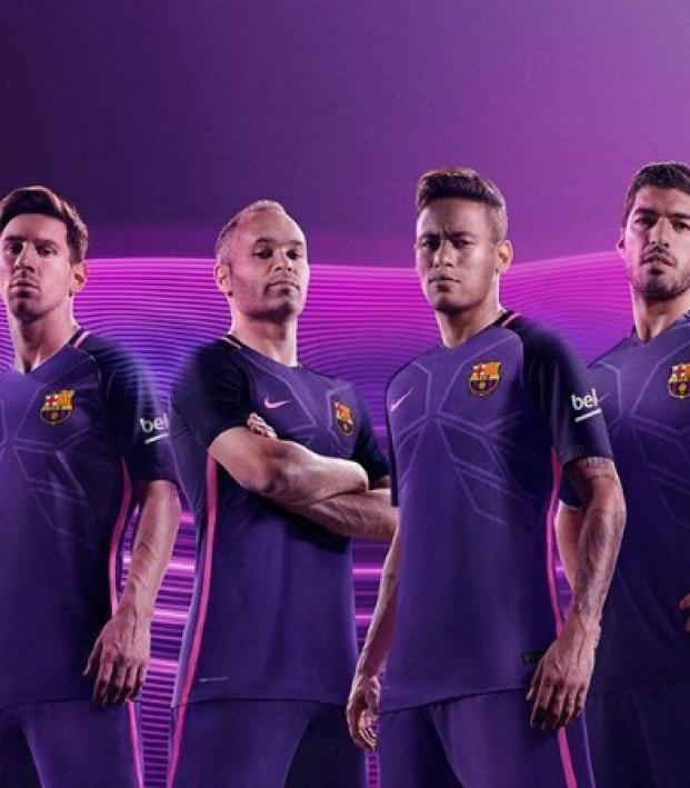 info for 9ca90 5bc65 Barcelona And Real Madrid's Away Kits Look Like Clones Of ...