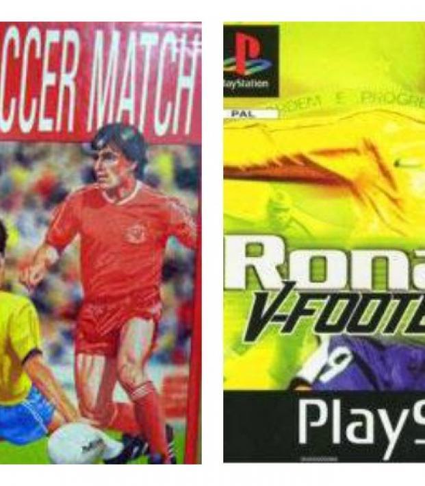 soccer video games