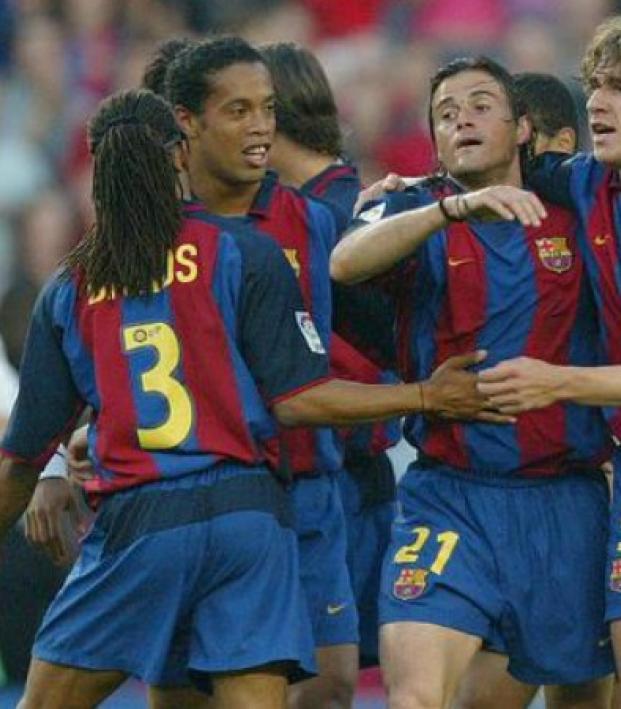 Edgar Davids and Barcelona
