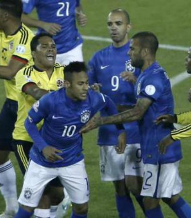 Campeonato Brasileiro Key Missing Players: Neymar's Red Card May Have Lost Brazil A Chance At The