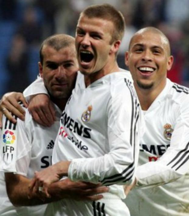David Beckham's Top 5 Goals For Real Madrid