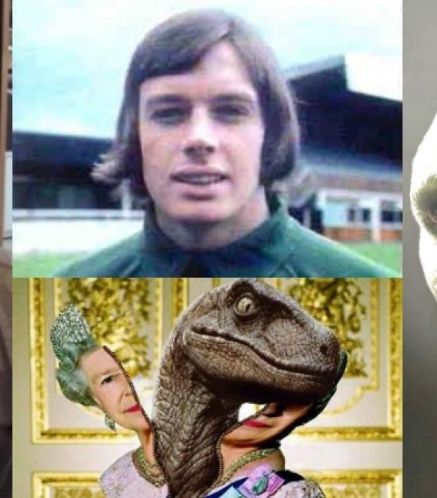 David Icke believes Zuckerberg and the Queen may be lizard people