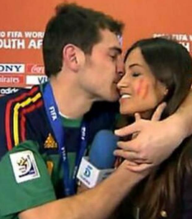 Iker Casillas Marries The Reporter He Kissed After Winning The World Cup