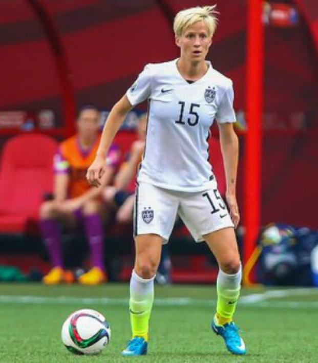 Megan Rapinoe Is Battling To Return To An Equal Playing Field