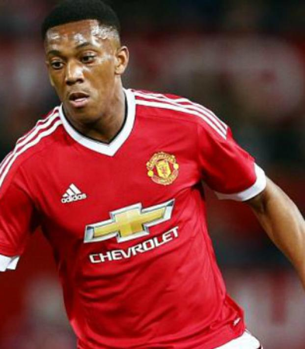Man United Online: Anthony Martial