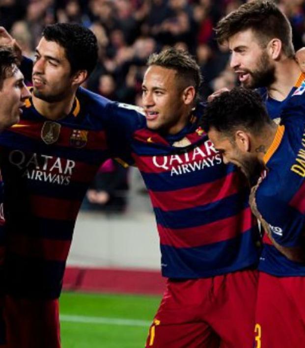 Barcelona Copa del Rey