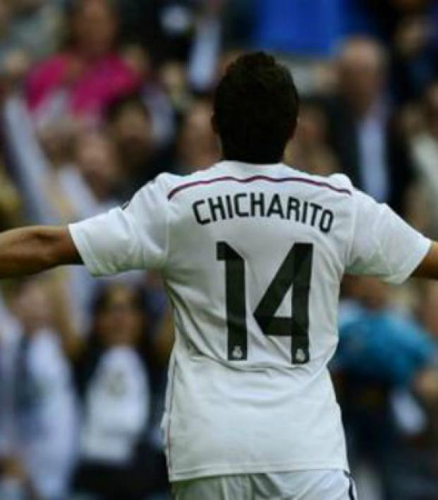 buy online 0b748 d82e8 Real Madrid Have 48 Hours To Sign Chicharito | The18