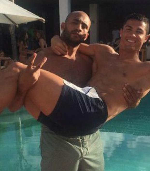 gay picture ronaldo Cristiano