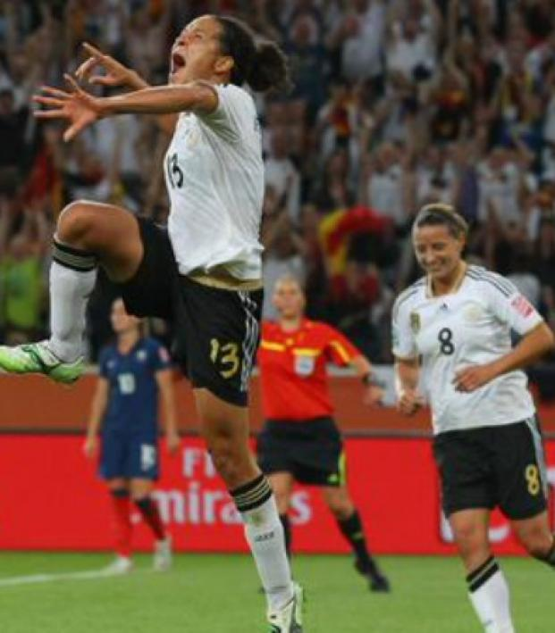 Germany beats France in World Cup