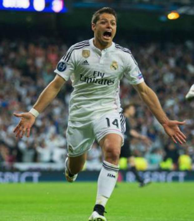 Javier Hernandez Real Madrid: Louis Van Gaal Must Bring Chicharito Back To Manchester
