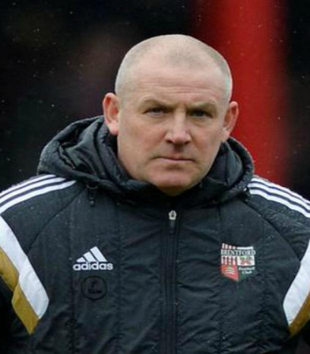 Brentford manager mark warburton