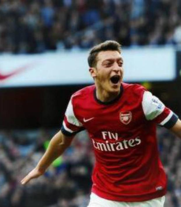 quality design aed10 d1aca What To Get Mesut Ozil For His Birthday