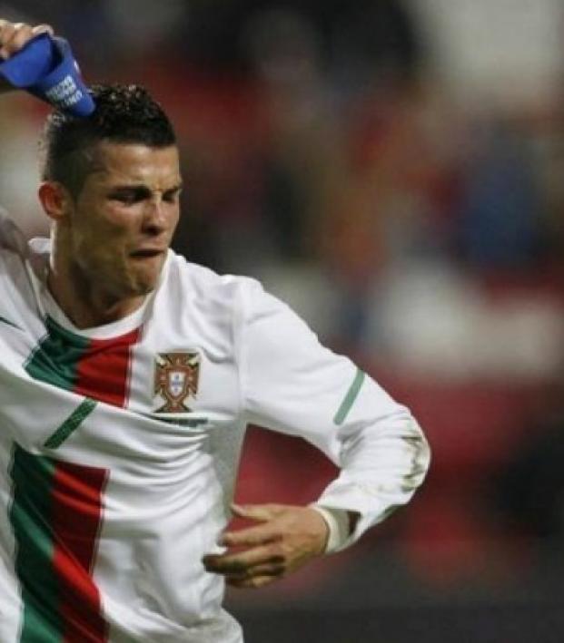 Best ronaldo goal ever; how it got discounted made ronaldo made. Mad ronaldo is pictured.