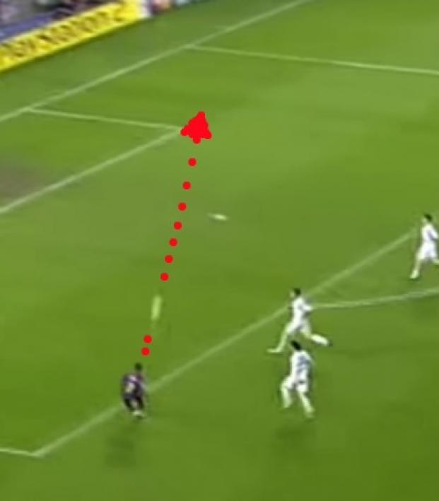 Samuel Eto o Scored The Best Curved Goal Ever (Video) d4f13a9dfe9