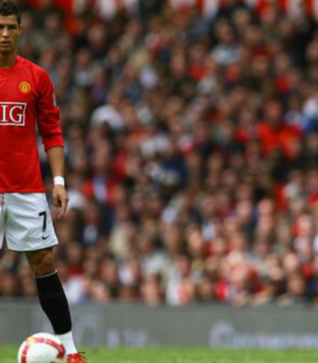 Cristiano Ronaldo was right to stay with Man United.