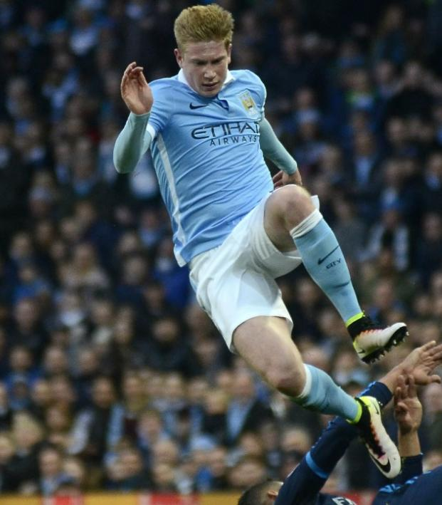 the best attitude a158d 5bccd How Kevin De Bruyne Became One Of The Top 5 Players In The ...
