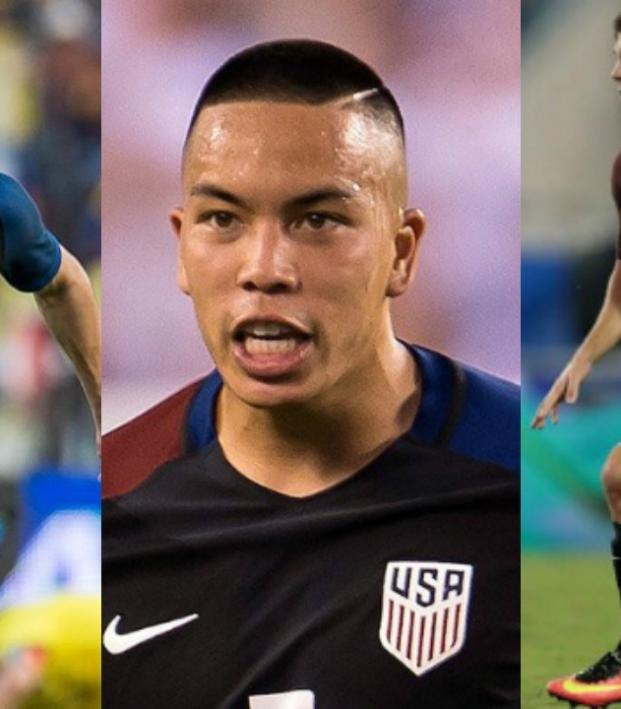 The future of the USMNT.