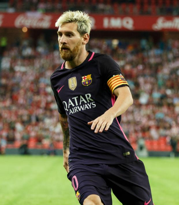 Lionel Messi escape clause