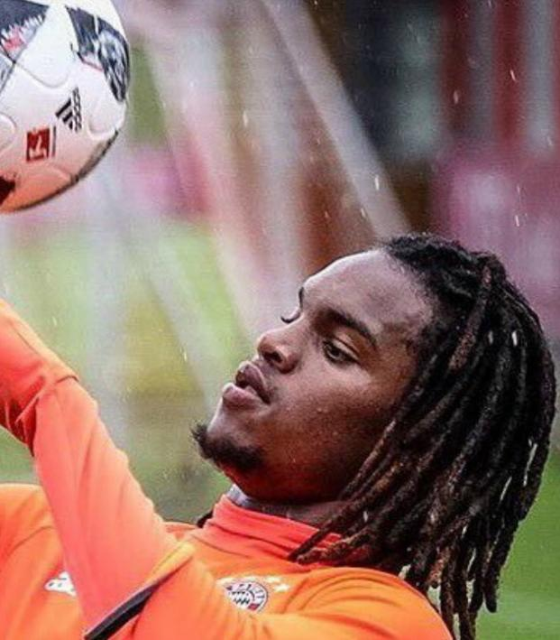 Renato Sanches Golden Boy