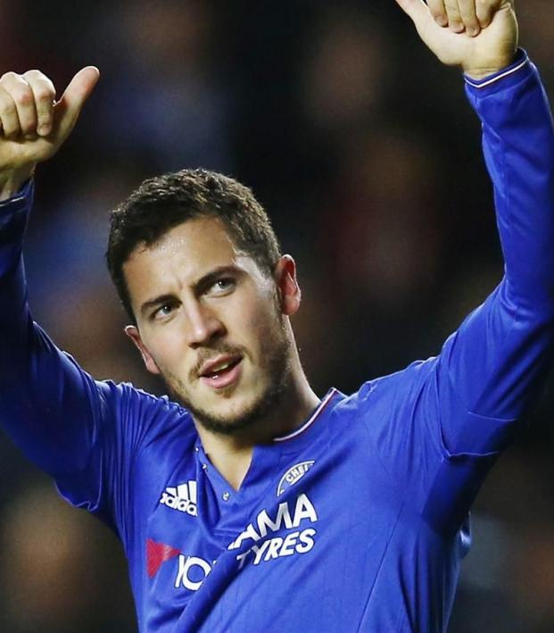 Hazard giving fans two thumbs up