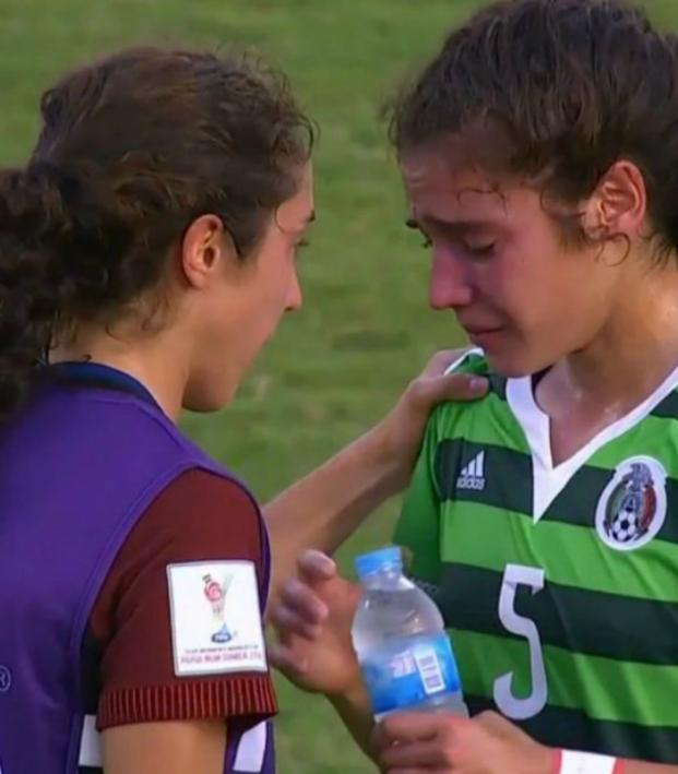 Copa Mundial Femenina Sub-20 de la FIFA: México vs.Estados Unidos