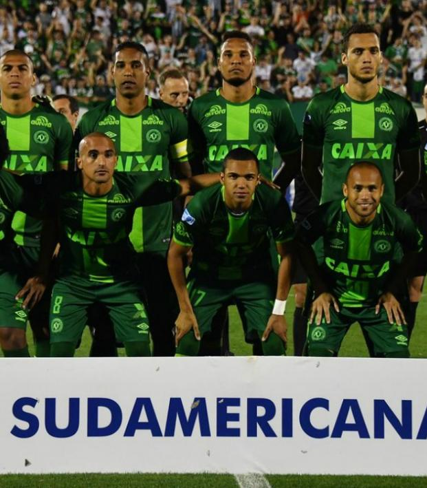 Brazil's Chapecoense Footballers Among 76 Killed In Tragic Plane Crash