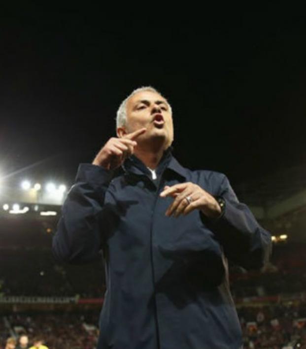 Jose Mourinho's Manchester United