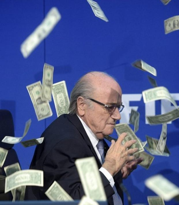 Sepp Blatter's FIFA suspension has been upheld.