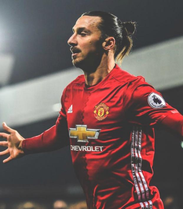 Zlatan Ibrahimovic scored a brace against West Brom
