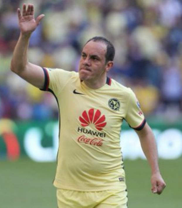 Cuauhtemoc Blanco went on a hunger strike.