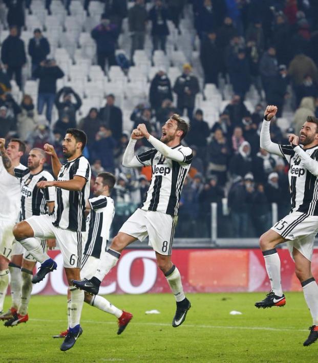 Juventus Vs Roma Taught Us That Serie A Is Basically