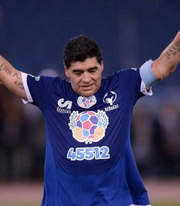 Maradona could play again
